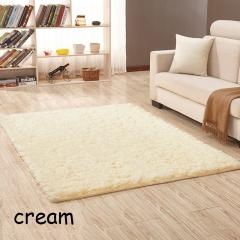 Silk wool carpet sitting room Rectangular tea table of sofa bed bedroom carpet floor MATS Coffee 60*160cm