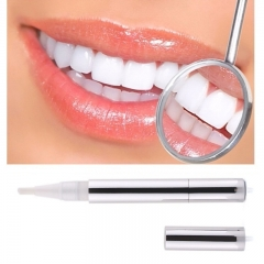 Tooth Care Tool Teeth Whitening Pen Whitener Bleaching Kit Remove Yellow Smoke Stains tools silver