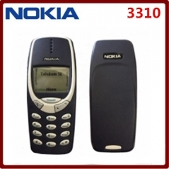 Nokia phone Nokia 3310 cheap phone unlocked GSM 900/1800 with multi language dark blue