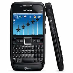 Nokia phone 100% Original Nokia E71 Mobile Phone 3G Wifi GPS 5MP Refurbished Unlocked grey one size