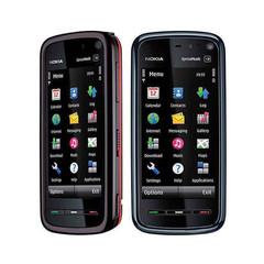 5800 mobile phone Original Nokia 5800 mobile phone 3.2MP Camera,3G,A-GPS,WiFi Refurbished blue
