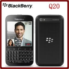 Blackberry Q20 Inch 16GB ROM 2GB RAM 4G LTE 8MP Dual Core WIFI  Refurbished phone black