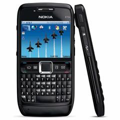 Refurbished Nokia phone E71 Keyboard 3.15MP Wi-Fi FM radio cell phone refurbished mobile phone black