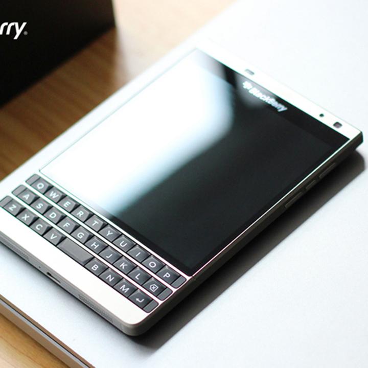 Original BlackBerry Q30 Passport  Edition cell Phone 3GB RAM 32GB ROM 13MP Camera black