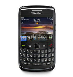 Blackberry 9700 Cell Phone QWERTY Keyboard Bluetooth Wifi GSM/WCDMA 3.2MP Camera Refurbished Phone black