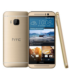Refurbished HTC ONE M9 Mobile phone 3GB RAM 32GB ROM 20MP Camera 3G&4G WIFI GPS cell phone gold