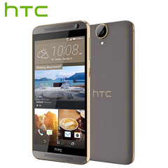 HTC One E9+ E9 Plus E9pw 4G LTE Mobile Phone 5.5inch 3GB RAM 32GB ROM 20MP SmartPhone white