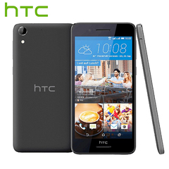 Refurbished HTC Desire 728 5.5inch Mobile Phone 2GB RAM 16GB ROM Octa Core 1.3 GHz Android Phone black
