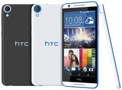 Refurbished HTC Desire 820 5.5Inch 16GB ROM 2GB RAM 13.0MP 2600mAh Dual SIM Touchscreen Mobile Phone black
