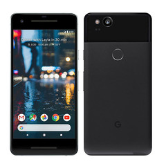 Google Pixel 2 4G LTE 64GB 5.0'' Snapdragon 835 Octa Core Fingerprint Android Mobile phone black