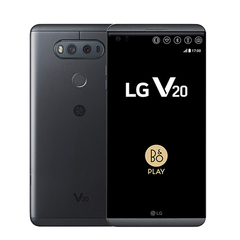 LG V20 mobile phone 4GB RAM 64GB ROM Quad 5.7'' 16MP+8MP Fingerprint 4G LTE Smart Phone black