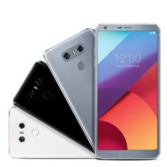 Original LG G6 5.7 Inches 4GB RAM 32GB ROM Dual Rear Camera 13.0MP LTE 4G Mobile Phone black