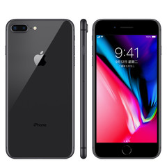 Refurbished Apple iPhone 8 Plus 4G LTE Cell phones 3GB RAM 256GB ROM 5.5' Fingerprint Mobile phone gold