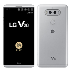 Original LG V20 5.7Inches 4GB RAM 64GB ROM  Dual-SIM 16MP LTE Android Mobile Phone black