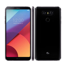 Original LG G6 Dual Rear Camera 5.7 Inches 4GB RAM 32GB ROM 13.0MP LTE 4G Cellphonee black