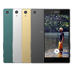 Sony Xperia Dual - SIM Z5 E6653 RAM 3GB ROM 32GB 4G LTE Android 5.2 Inch Mobile phone gold