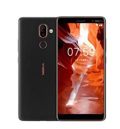 Nokia 7 Plus Android 8 Global ROM OTA 4G 64G 660 Octa core 6.0''  Certified Smartphone black