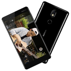 Nokia 7 4+64G 16.0 MP Android 7.1 5.2'' LTE Certified Refurbished smartphone black