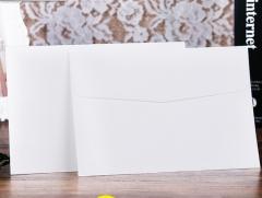 TBC 100pcs Wedding Card Invitation Card Envelopes 130*195mm white