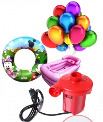 TBC Two-use Air Pump for inflatable pools FBK Red