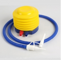 TBC Paddling air pump for inflatable pools FBK blue One size