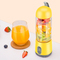 KONKA Fast Juicer USB Rechargable Yellow Yellow