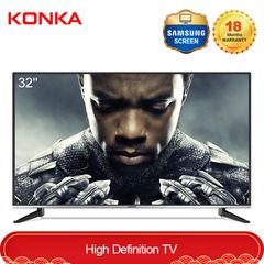 KONKA 32''HD Digital LED TV With Free Wall Mount Oscar Festival only 10999KSH Gift for Sweet Home Black 32