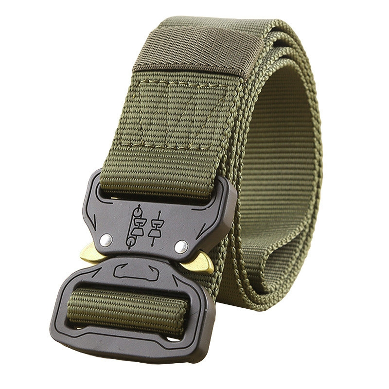 6b3cf03f25e Model Number  Army Tactical Belt Applicable People  Adult Brand Name   GHOSTFOX Material  Nylon