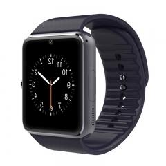 GT08 smart watch adult smart wear Bluetooth plug-in phone smart Watch black one size