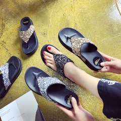 Fashion New shoes ladies women Court shoes Sandals Flip Flops Boots Slippers Athletic Wear outside gray 36