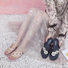 Fashion New shoes ladies women Court shoes Sandals Flip Flops Boots Slippers Athletic Wear outside black 36