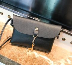 2019 Fashion Design Leather girl Shoulder Handbag Purse Lovely Deer lady handbag women bag shoulder black free one