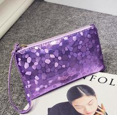 New promotions 2019 Fashion Women Twinkle Design grace lady Handbag women shoulder bag high quality purple free one
