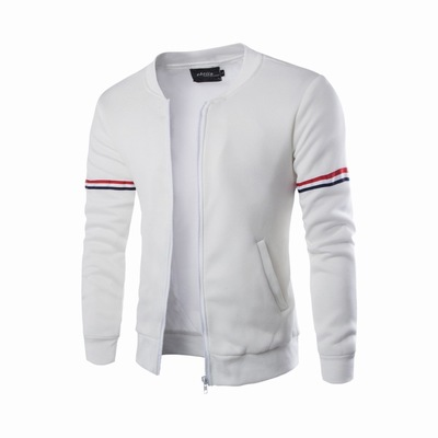 Mens Hoody Jacket  Blocked Lightweight Fleece Jacket Crazy Purchase Good Quality Lowest Price white 4xl