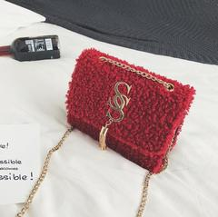 2019 new product promotion,good quality and low price,Fashion Luxury Women Handbags One-shoulder black free one