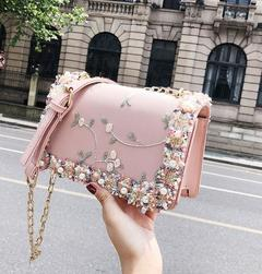 2019 new design product promotion,good quality and low price,shoulder bag Fashion Women's Handbags pink free one