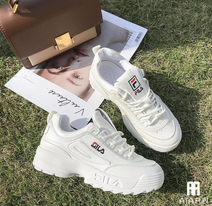 2019 Fashion Running Shoes for Women Sport Sneakers Woman Shoes Platform Breathable Sports Walking white 36(uk4.5)