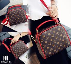 2019 Backpack Summer Women bag Student Travel Shoulder Bags Girls Fashion lady handbag Backpack black1 free one