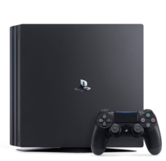 PlayStation 4 Console PS4 pro 1TB  Game Best performance and picture qualitySupport 4K Pro 1TB