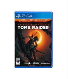 PS4 Games Tomb Raider11 10  Games Tomb Raider 11 standard edition
