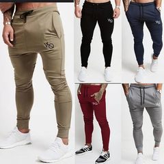 2019 New Tooling Multi-Pocket Trousers Mens Woven Fabric Causal Pants Cotton Women Trouser khaki s ( see size table deatil)28-30