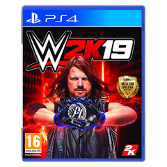 PS4 Games WWE2K19  Two-player game WWE2K19 standard edition