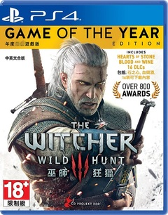 PS4 Games The Witcher 3: Wild Hunt The Witcher 3: Wild Hunt standard edition