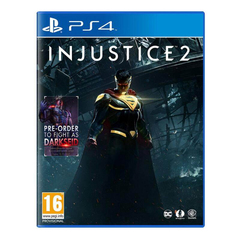 PS4 Games INJUSTICE2  Two-player game INJUSTICE2 standard edition