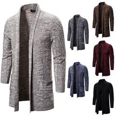 Cotton !!! Mens Suit High Quality Jacket Men Business Coat Fashion solid color business slim Casual Beige s (45kg-50kg)