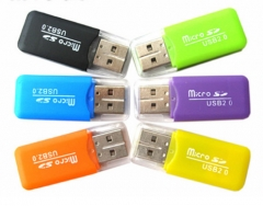 High speed USB card reader Random normal