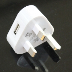 USB smart phone charging plug random normal