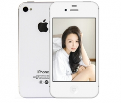 Certified Refurbished: iPhone4S - 3.5 inch screen -16G Smartphone white