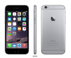 Refurbished Phone : iPhone 6 -64GB+1GB -8 MP+1.2 MP- 4.7 Inch+4G network + fingerprint unlock black