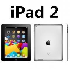 Certified Refurbished: iPad 2 -16GB+512MB - 7 MP+3MP- 9.7 Inch+ 3G network black